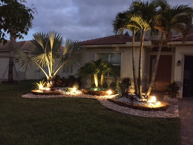 Landscape Lighting Design Universal Inc
