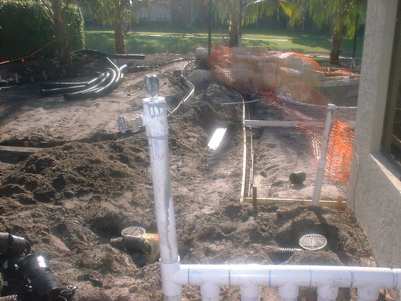 When Is A Good Time To Install Drainage Work If Youu0027re Building A New