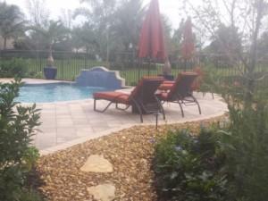 Landscape Design & Swimming Pool